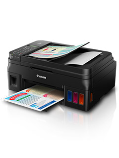 Canon expands its ink tank printer lineup with the Pixma G4000 all-in-one