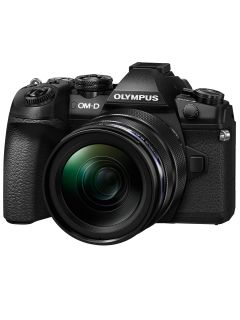 The Olympus OM-D E-M1 Mark II has better AF performance