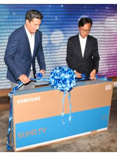 Samsung and Lazada unveil first portal-in-portal site in SEA