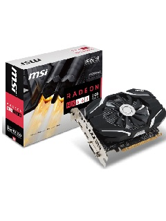 MSI RX 460 OC 2GB review: Built for low power