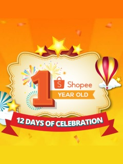 Shopee turns one!