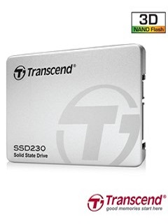 Transcend unveils new SSD with built-in 3D NAND flash