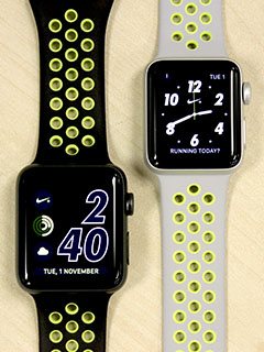 Photo gallery: The new Apple Watch Nike+