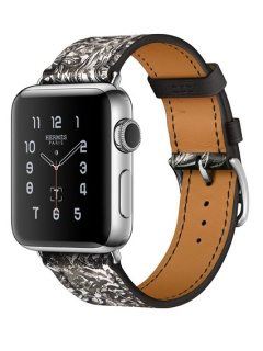 If you have an Apple Watch Hermès, check out this new exclusive watch band