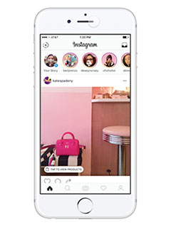 You could soon shop within the Instagram app