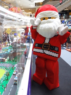 Celebrate all things LEGO at the 'Build Your LEGO Christmas' event