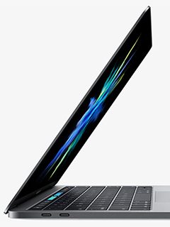 Apple's new MacBook Pro have received more online orders than previous models