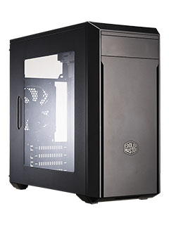 The Cooler Master MasterBox Lite 3 is an affordable and fairly spacious mATX case
