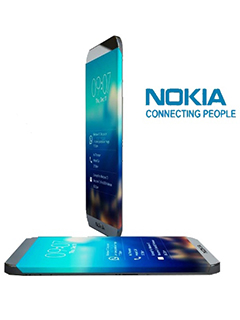 Nokia might release its first edgeless smartphone