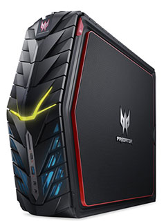 Acer joins the Pascal crowd with new NVIDIA GeForce GTX 10-series Predator gaming systems