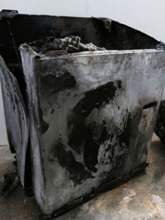 Short circuit is the likely cause of washing machine fire says Samsung