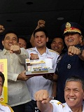 Shell, PNP join forces in launching Itaga mo sa Bato Quick Alert App