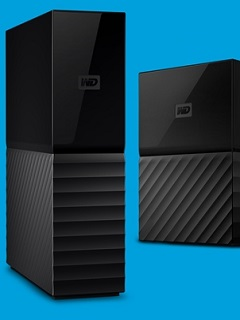 Western Digital introduces redesigned lines of My Passport, My Book hard drives