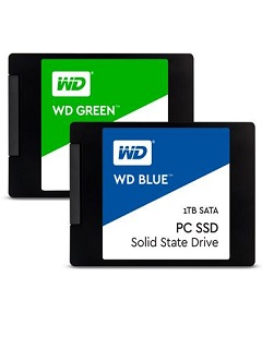 WD Blue, WD Green SSDs now available in PH