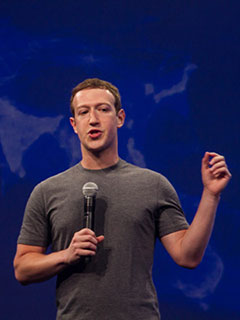 Mark Zuckerberg gives update on Facebook's plans to stop fake news