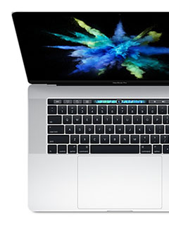 Apple 15-inch MacBook Pro with Touch Bar review