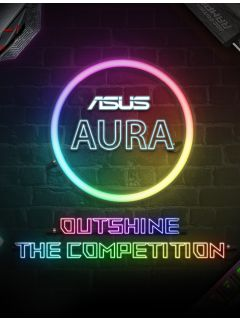 ASUS announces new Aura Sync RGB light synchronization feature