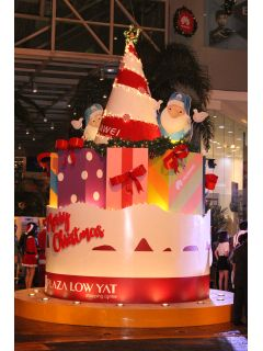 Plaza Low Yat and Huawei celebrates an early Christmas with underprivileged children