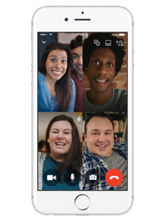 Facebook Messenger now lets you join group video chats