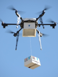 7-Eleven makes 77 drone deliveries during first month of service