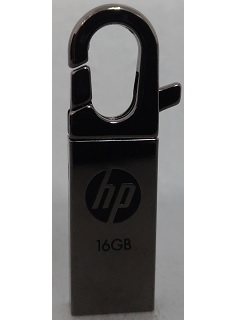 HP v252w 16GB review: Metal drive