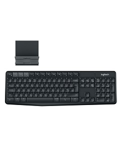 Logitech announces K375s wireless keyboard
