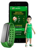 MILO Champ Band, a fitness tracker for kids, soon to launch in PH