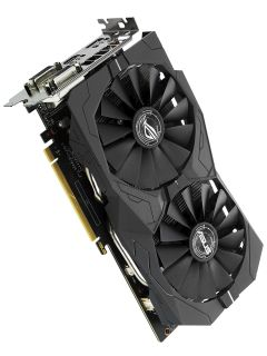 ASUS Strix GeForce GTX 1050 Ti OC Edition