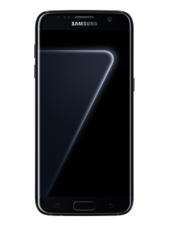Samsung unveils the black pearl Galaxy S7 edge