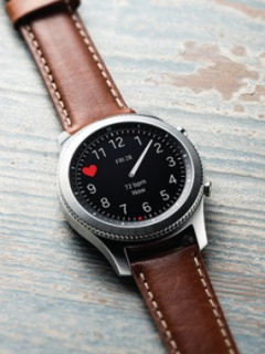 There are 24 more new watch bands for the Samsung Gear S3