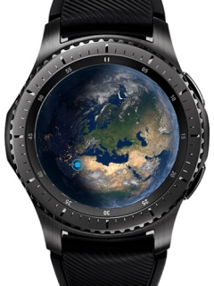 Lonely Planet has a travel app and exclusive watch faces for the Gear S3