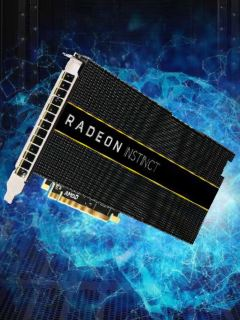 AMD launches Radeon Instinct machine intelligence platform, outperforms Pascal