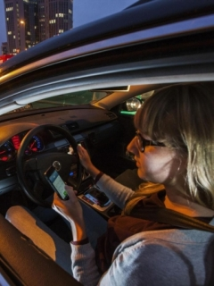 Cars in the U.K. may block mobile signals to prevent phone use while driving