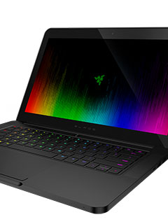 Razer updates its 14-inch Blade notebook with an NVIDIA GeForce GTX 1060