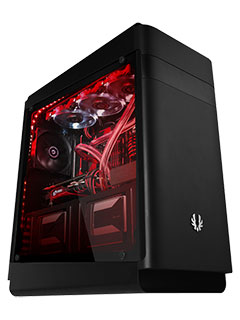 The Bitfenix Shogun is the latest tempered glass chassis after your heart and wallet