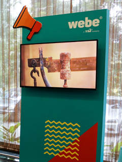 webe will be upgrading its network in 2017 to support 4G speeds of up to 300Mbps