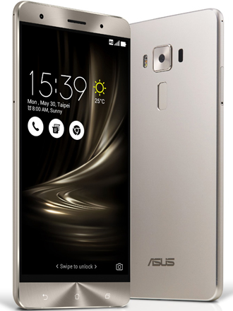 Pre-orders for the ASUS ZenFone 3 Deluxe now available on Hachi.tech