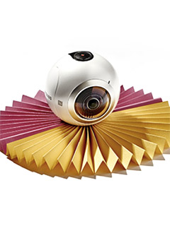 Shootout: Four 360-degree cameras compared!