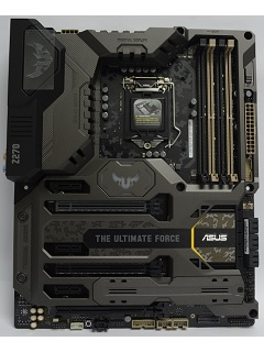 ASUS TUF Z270 Mark I review: Armor of fortitude