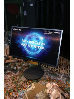 Samsung brings its CFG70 Quantum Dot curved gaming monitor to Malaysia
