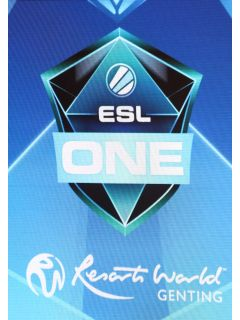 ESL One Genting tournament kicks off, powered by Microsoft and partners