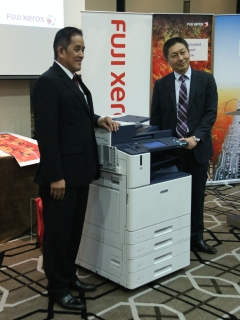 Fuji Xerox introduces Smart Work Gateway concept and 14 new multifunction devices