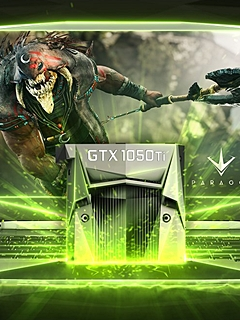 NVIDIA announces the GeForce GTX 1050 and GTX 1050 Ti mobile GPUs
