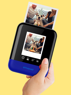 The Polaroid Pop is the latest instant camera to hit the market