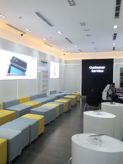 Samsung opens biggest mobile service center in SM North EDSA