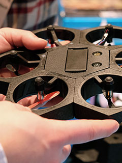 CES 2017: Airblock is a modular drone that can be disassembled and reassembled