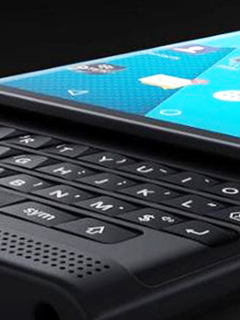 TCL Executive teases new Blackberry phone to be unveiled at CES 2017
