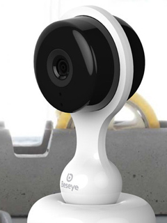 Beseye Pro surveillance camera with facial recognition available in Singapore