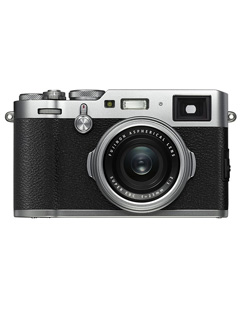 Fujifilm's new X100F has a 24.3MP sensor and AF joystick