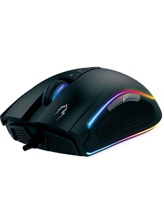 GAMDIAS unveils dual level RGB stream lighting mouse series